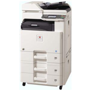 D-color mf2001 Plus Usata